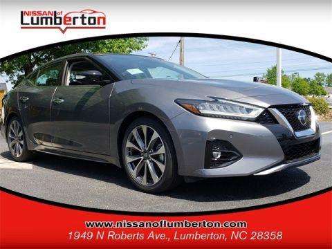 New 2019 Nissan Maxima Platinum FWD 4dr Car