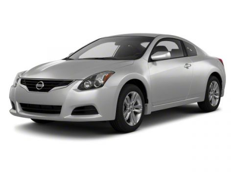 Pre-Owned 2011 Nissan Altima 2.5 S FWD 2dr Car