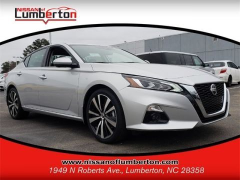 New 2019 Nissan Altima 2.5 Platinum FWD 4dr Car