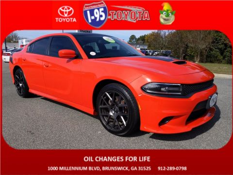 Pre-Owned 2017 Dodge Charger Daytona 340 RWD 4dr Car