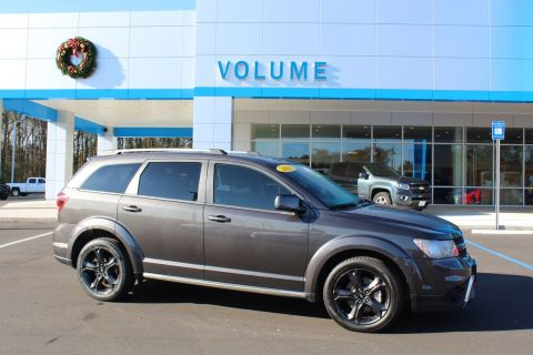 Pre-Owned 2018 Dodge Journey Crossroad FWD Sport Utility