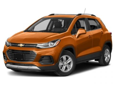 Pre-Owned 2019 Chevrolet Trax LT FWD Sport Utility