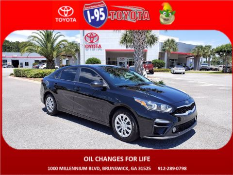 Pre-Owned 2019 Kia Forte FE FWD 4dr Car