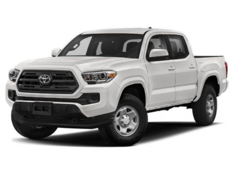 Pre-Owned 2019 Toyota Tacoma 4WD SR5 4WD Crew Cab Pickup