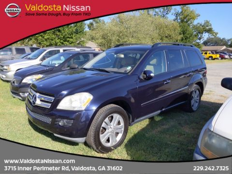 Pre-Owned 2007 Mercedes-Benz GL-Class 4DR 4WD All-Wheel Drive 4MATIC Sport Utility