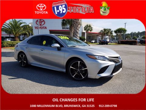 Pre-Owned 2019 Toyota Camry XSE FWD 4dr Car