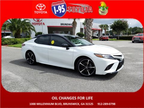 Pre-Owned 2019 Toyota Camry XSE V6 FWD 4dr Car