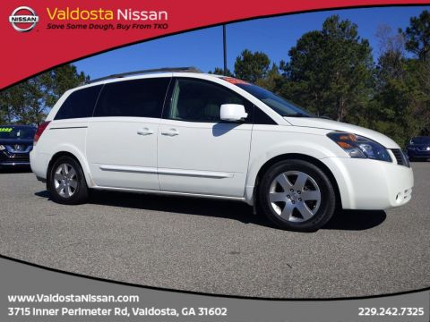 Pre-Owned 2004 Nissan Quest SE FWD Mini-van, Passenger