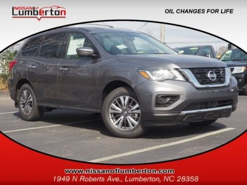 New 2020 Nissan Pathfinder S FWD 4D Sport Utility
