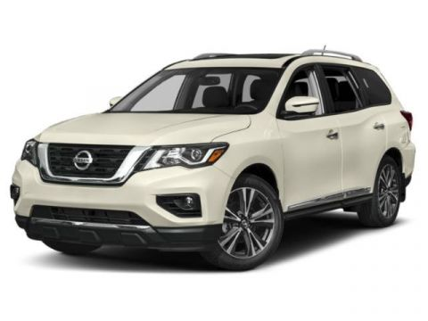 Pre-Owned 2019 Nissan Pathfinder SL 4WD Sport Utility