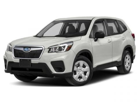 Pre-Owned 2019 Subaru Forester 4DR SUV 2.5I AWD Sport Utility