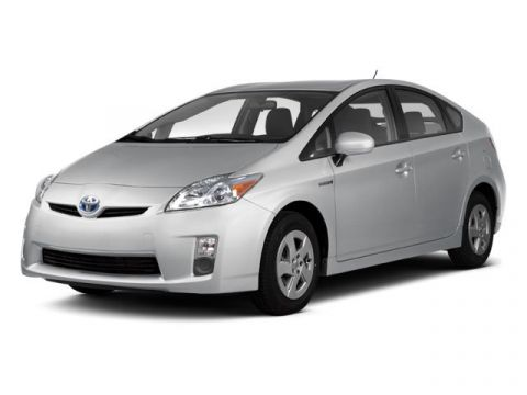 Pre-Owned 2010 Toyota Prius IV FWD Hatchback